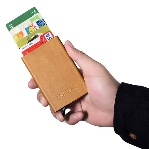 iCarer Real Leather CardCase