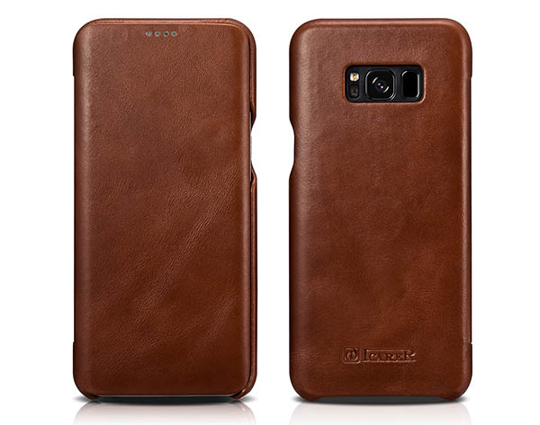 leather phone case samsung s8
