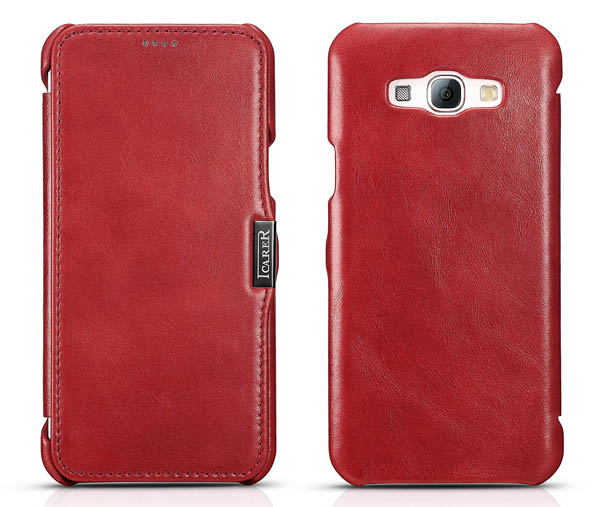 iCarer Vintage Wallet Case Cover For Samsung Galaxy A8
