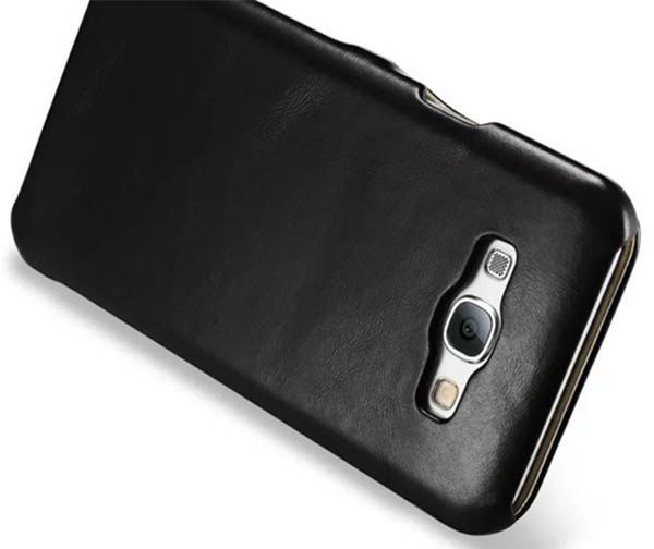 iCarer Samsung Galaxy A8 Wallet Case Cover