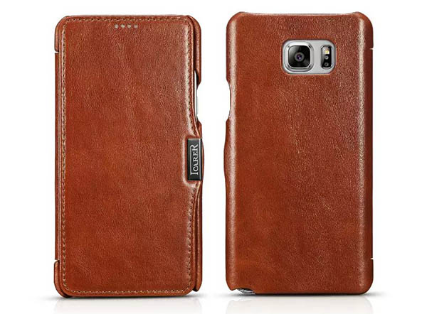 iCarer Wallet Case For Samsung Galaxy Note 5