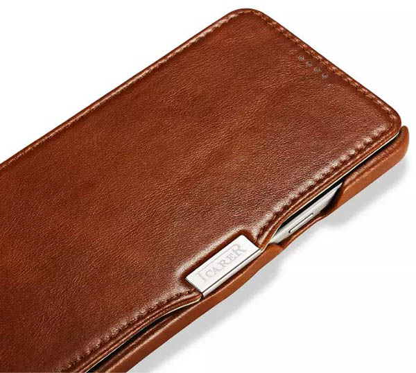 iCarer Samsung Galaxy Note 5 Vintage Leather Case