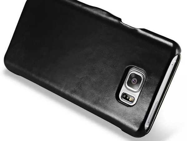iCarer Samsung Galaxy Note 5 Vintage Wallet Case