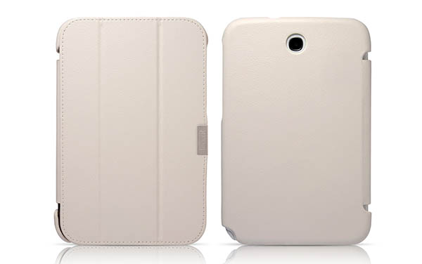Чехол для iPad Icarer mini Triple-folded Leather case White