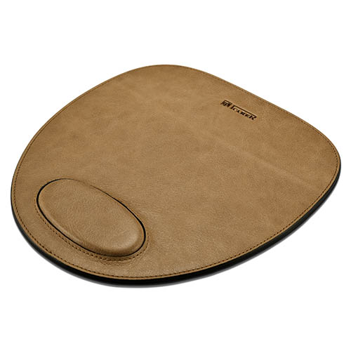 iCarer Shenzhou Real Leather Mouse Pad