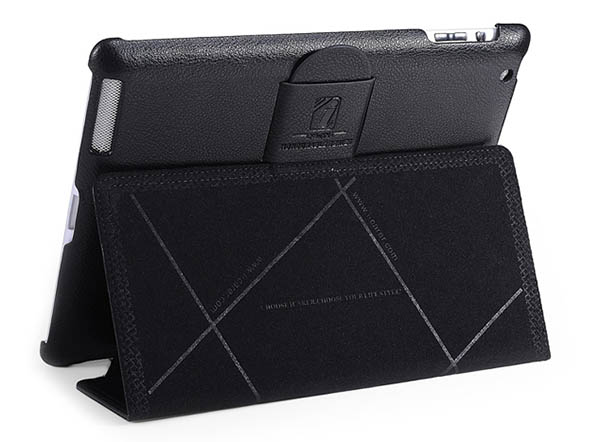 iCarer iPad 3 Leather Stand Case Cover