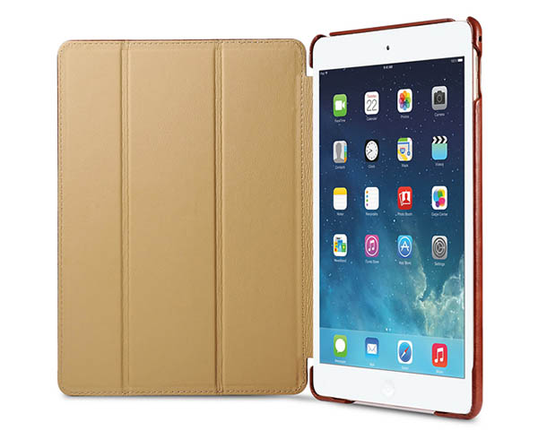 iCarer iPad Air 2 Vintage Series Stand Case Cover