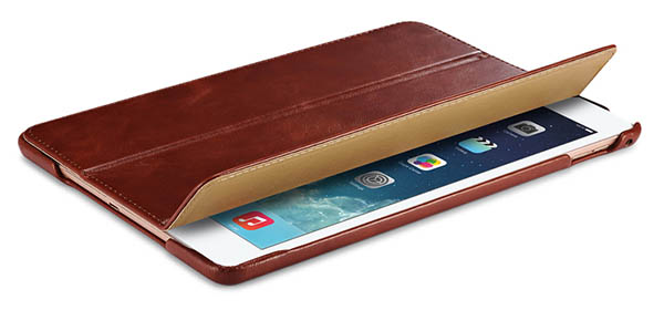 iCarer iPad Air 2 Leather Stand Case Cover
