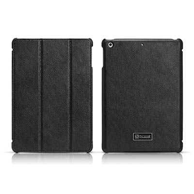 iCarer iPad Air Honourable Series Genuine Leather Stand Case Cover