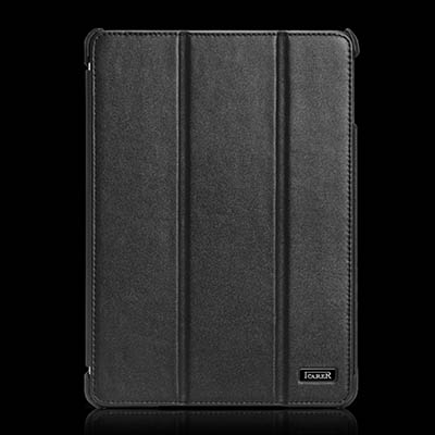 iCarer iPad Air Ultra thin Series Genuine Leather Stand Case Cover