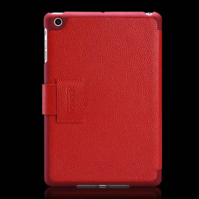 iCarer iPad Mini Distinguished Series Genuine Leather Stand Case Cover