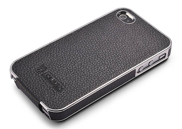 iCarer iPhone 4S Flip Leather Case Cover
