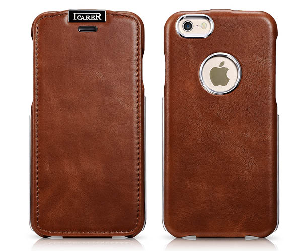 iPhone 6 iCarer Leather Case