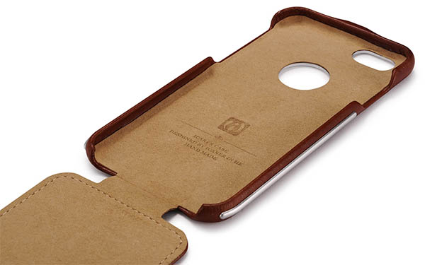 iCarer iPhone 6S Flip Leather Case