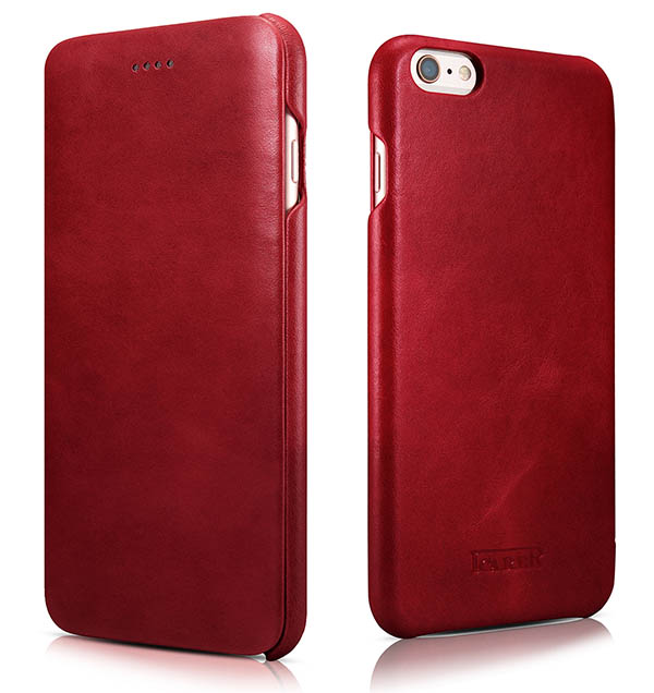 iCarer iPhone 6 Plus/6S Plus Curved Edge Vintage Series Case