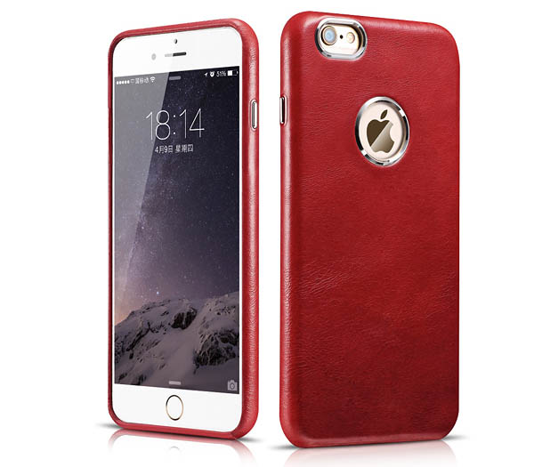 iCarer iPhone 6 Plus Transformers Leather Case