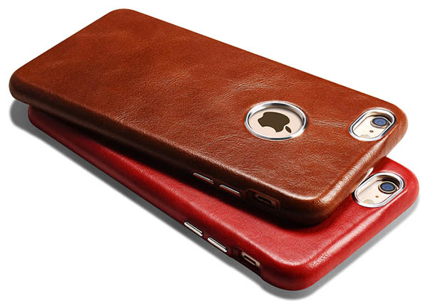 iCarer iPhone 6 Plus Genuine Leather Case
