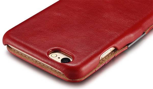 iCarer iPhone 6 Card Slot Vintage Leather Case Cover