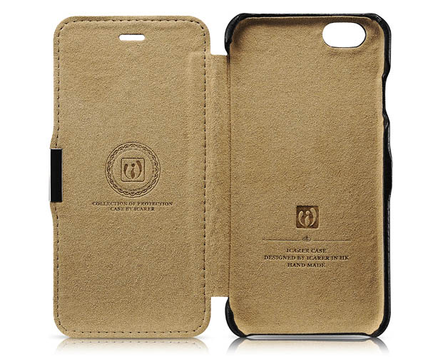 iPhone 6 iCarer Microfiber Check Case Cover