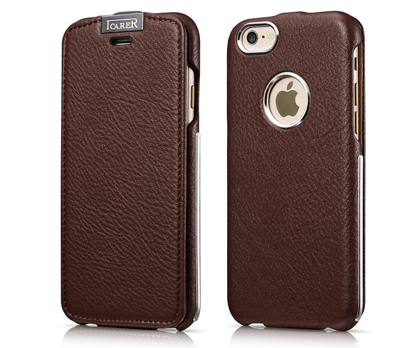 iPhone 6S iCarer Leather Case
