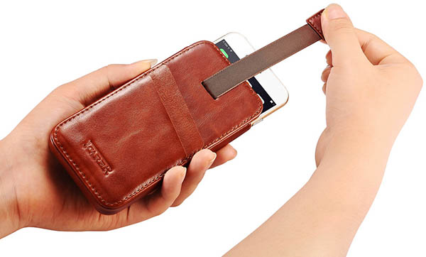 iPhone 6 Plus iCarer Wallet Case Cover