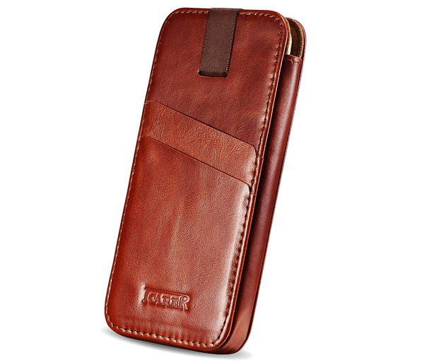 iCarer iPhone 6 Plus Vintage Straight Case Cover
