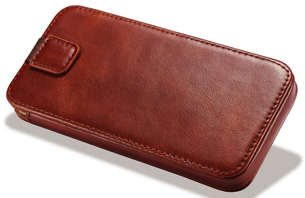 iCarer iPhone 6 Plus Leather Wallet Case Cover