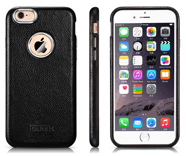 iPhone 6 iCarer Side Open Leather Wallet Case Cover