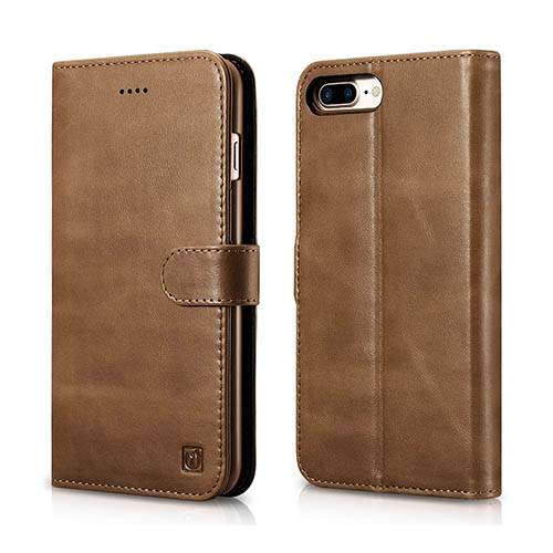 iCarer iPhone 7 Plus Wallet Detachable 2 in 1 Genuine Leather Folio Case