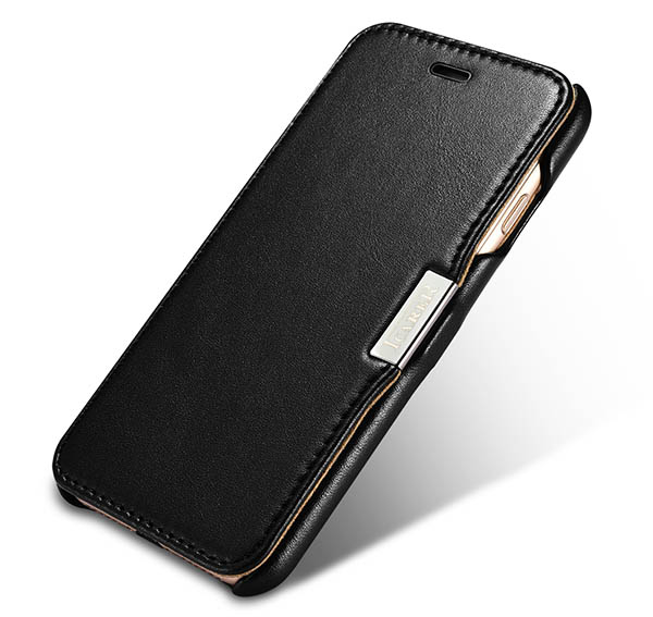iCarer iPhone 8 Luxury Series Cowhide Leather Case
