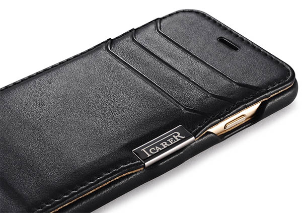 iPhone 6 Case iCarer Leather Wallet Cover