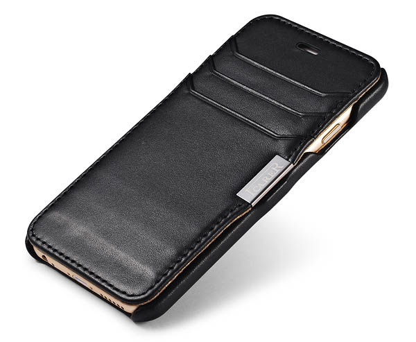 iPhone 6 Case iCarer Side Open Leather Wallet Case Cover