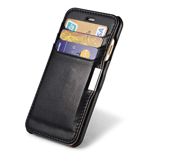 iPhone 6 Case iCarer Leather Wallet Case Cover